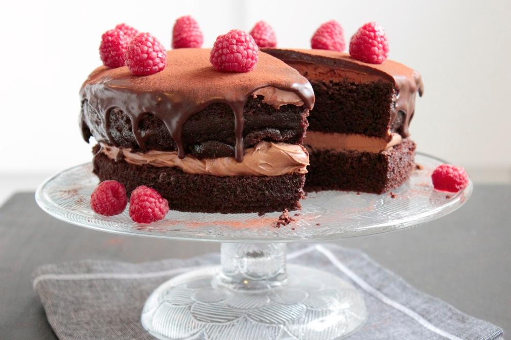 suklaakakkuresepti