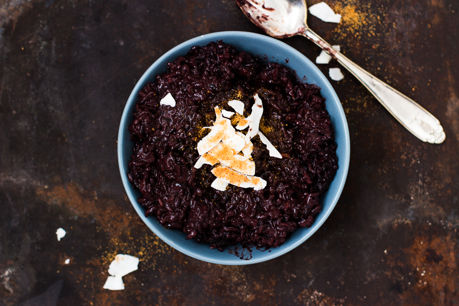 musta riisi