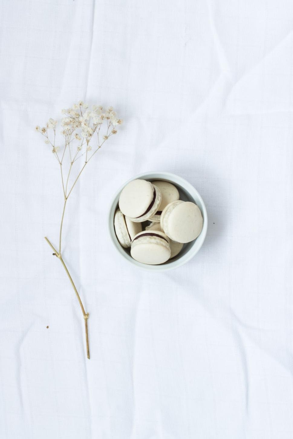 Munattomat macaronit
