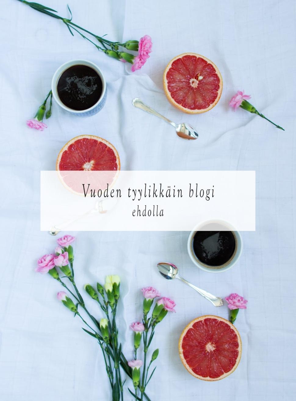 Inspiration Blog Awards Yummy Baker