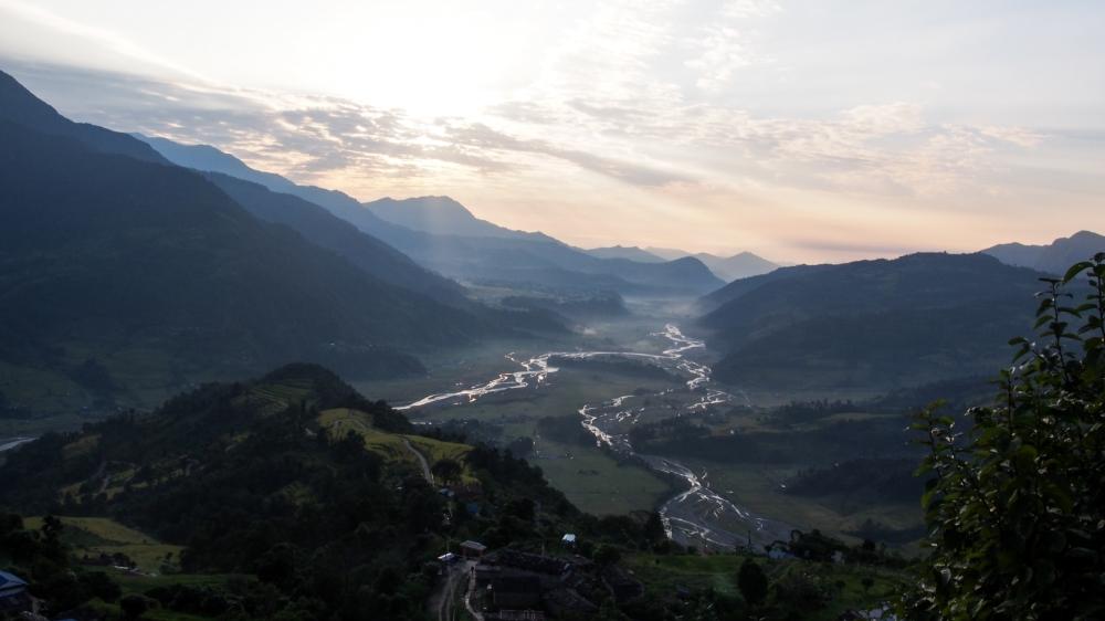 nepal maisema