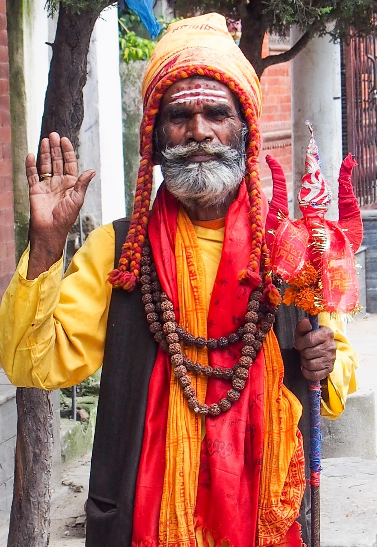 Nepal mies