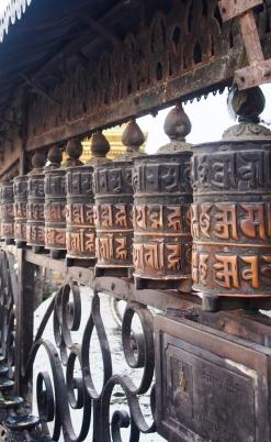 Tiibetiläinen rukouspyörä