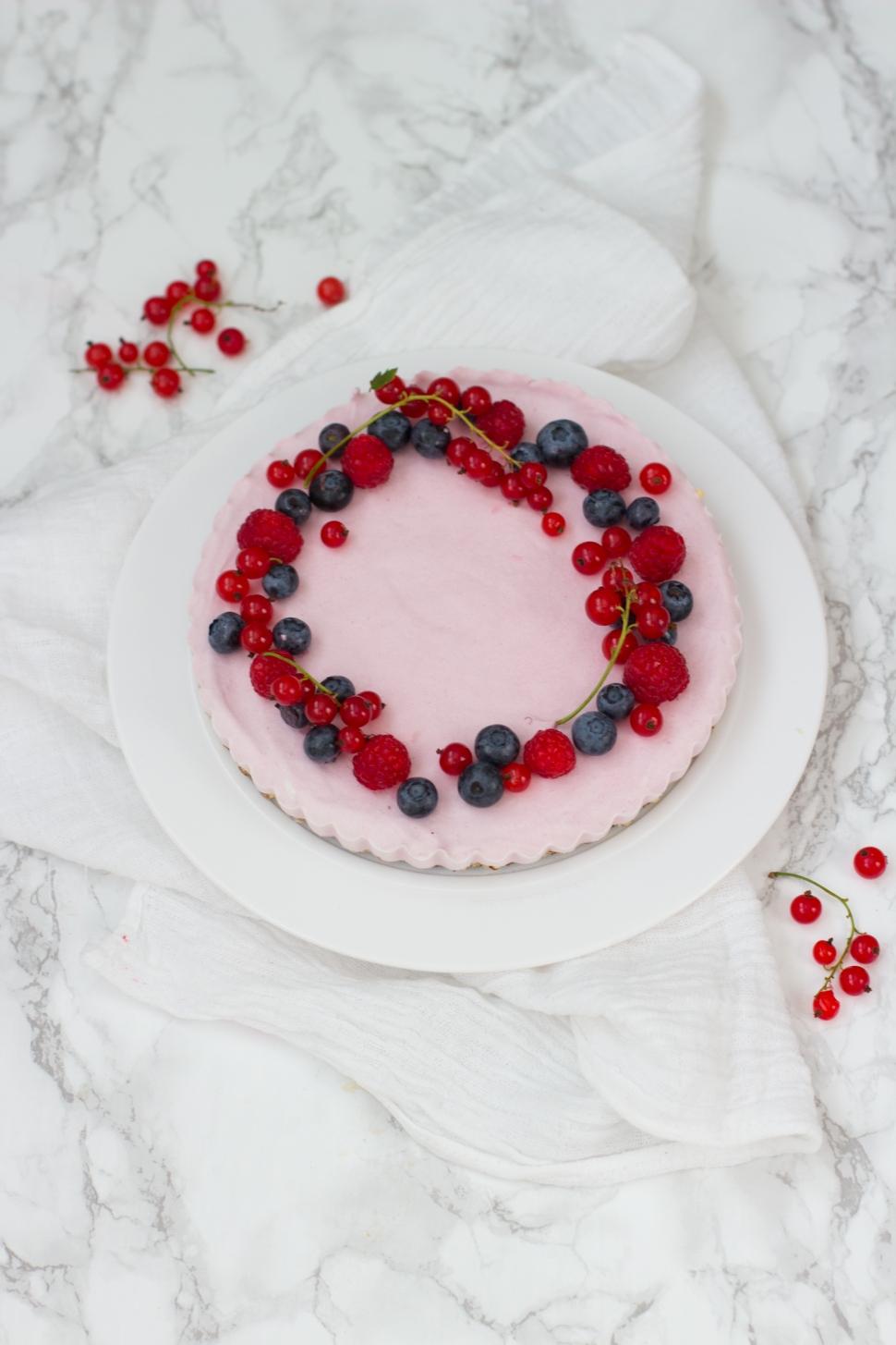 Marja jäädyke kakku